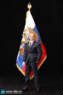 Figurka Vladimir Putin - President of Russia 1/6 Scale Collectible Figure