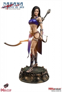 Figurka Narama Huntress of Men - ARH ComiX Action Figure 1/6