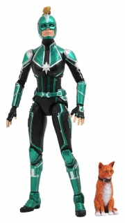 Figurka Captain Marvel Starforce Uniform - Captain Marvel Marvel Select Action Figure