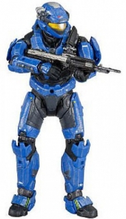 Figurka Spartan MP - Halo Reach: Series 3 Action Figure